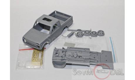 MAX MODEL 1/43 ТрансКИТ LADA-Pickup Канадка, масштабная модель, scale43, MAX-MODELS, ЛАДА