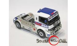 Mercedes-BENZ TruckDRIVE D2, ралли
