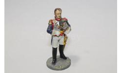Оловянный  солдатик 54 мм . Наполеоновские войны (1), фигурка, scale32, DeAgostini