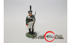 Бесплатная  доставка! Оловянный  солдатик 54 мм . Наполеоновские войны (3), фигурка, 1:32, 1/32, DeAgostini