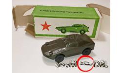 Модель из СССР Бронеавтомобиль .