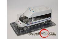 Полицейские машины FORD TRANZIT GRS, журнальная серия Полицейские машины мира (DeAgostini), Полицейские машины мира, Deagostini, scale43