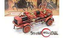 Merryweather 1904 пожарная карета , серия пожарные машины, масштабная модель, 1:43, 1/43, Matchbox