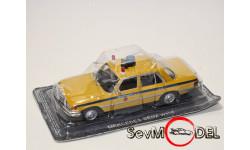 Полицейские Машины Мира №22 Mercedes-Benz 450 SEL W118, журнальная серия Полицейские машины мира (DeAgostini), 1:43, 1/43, Полицейские машины мира, Deagostini