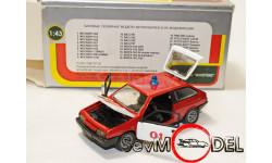 Автомобили России ВАЗ-2108 пожарная