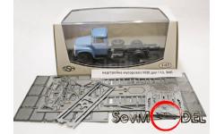 MAX MODEL 1/43 КИТ Мусоровоз М30 на базе ЗИЛ с моделью SSM, масштабная модель, 1:43, Max Models