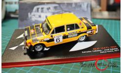 Seat-124 FL1800 Rallye RACE, 1977