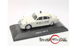 Jaguar MK-II Police