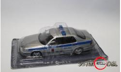 SAAB 9-5 Милиция Москвы ПММ, масштабная модель, Полицейские машины мира, Deagostini, 1:43, 1/43