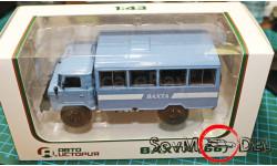 Вахтовый автобус НЗАС-3964 (66)