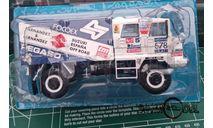 Pegaso 3046 №578 Truck Rally Dakar, масштабная модель, Hachette, 1:48, 1/48