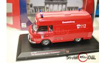 Barkas B1000 SMH-3 1984, масштабная модель, IST Models, scale43
