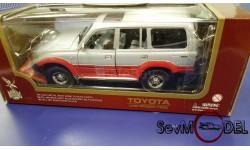 1/18 Toyota Land Cruiser  1992