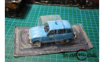 Renault 4L, журнальная серия Полицейские машины мира (DeAgostini), Полицейские машины мира, Deagostini, 1:43, 1/43