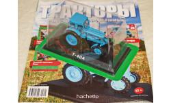 Тракторы: история, люди, машины №25 Т-40А, журнальная серия Тракторы. История, люди, машины (Hachette), 1:43, 1/43