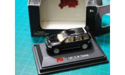 Rico 1/87 V.W Touareg, масштабная модель, Volkswagen, scale87