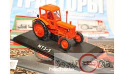 Тракторы: история, люди, машины №35 МТЗ-5, журнальная серия Тракторы. История, люди, машины (Hachette), scale43