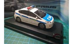 Toyota PRIUS Hubrid Drive Гаи милиция Севастополя, масштабная модель, IXO, scale43