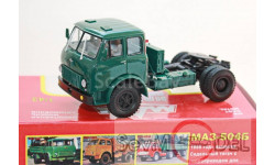 НАШ Автопром МАЗ-504Б Тягач зелёный