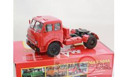 НАШ Автопром МАЗ-504 тягач красный