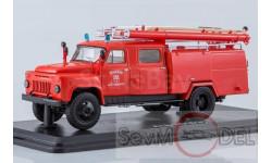 SSM АЦ-30 ( ГАЗ 53А )-106А, ДПД им. Дзержинского