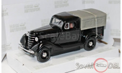 Бесплатная доставка! НАШ Автопром ГАЗ-61-415 чёрный