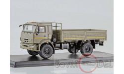 SSM КАМАЗ-43502 Мустанг (хаки)