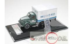 DIP MODELS 1/43 Фургон АФ-51 Молоко