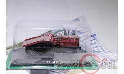 Бесплатная доставка! Тракторы: история, люди, машины №48  ТТ-4М