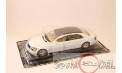 MAYBACH 62, журнальная серия Автомобиль на службе (DeAgostini), 1:43, 1/43, Mercedes-Benz