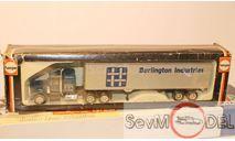 HERPA 1/87 Kenworth Bulington, масштабная модель, 1:87