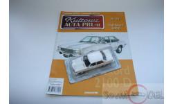 Kultowe prl-u   Opel Record 2000D