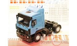 Автоистория 1/43 МАЗ-5440 седельный тягач, голубой