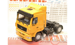Автоистория МАЗ-5440 седельный тягач (рестайлинг), оранжевый