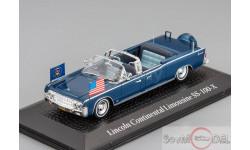 ATLAS 1/43 Lincoln Continental SS-100-X 'J. F. Kennedy'