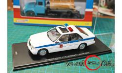 Скидка ADLER 1/43 Mercedes-Benz W140 милиция, масштабная модель, 1:43, Spark
