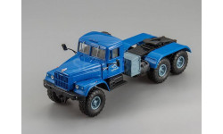 НАШ Автопром КрАЗ 255В1 тягач, синий