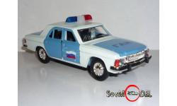 Агат ГАЗ-3102. 'Волга' Гаи РФ