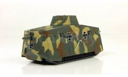 Танки мира Коллекция Английский танк A7V