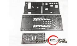 MAX MODEL 1/43 КИТ набор ЗИС Автокран АДК-3 Блейхерт
