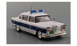 Полицейские машины мира Checker Marathon Полиция города Эксетер