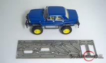 MAX Models ГАЗ-3110 Чарли, сборная модель автомобиля, MAX-Models, 1:43, 1/43