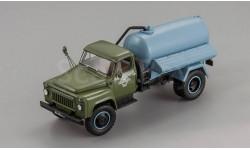 DIP MODELS 1/43 ГАЗ-53А Ассенизаторная машина (1971 г.)