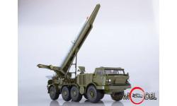 SSM ЛУНА-М 95113 с ракетой 9M21 на шасси ЗИЛ-135ЛМ, масштабная модель, Start Scale Models (SSM), scale43