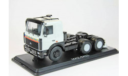 SSM МАЗ-6422 Россия  , белая кабина , 1-й выпуск, масштабная модель, 1:43, 1/43, Start Scale Models (SSM)