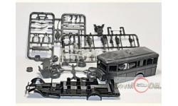 Бесплатная доставка! ЗИС-8 MiniClassic 1/43 Автобус КИТ (конструктор)