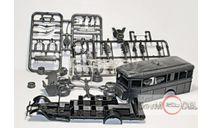 MINICLASSIC  Кит ЗИС-8, сборная модель автомобиля, scale43