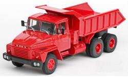 НАШ Автопром КРАЗ-251 самосвал красный