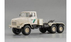 НАШ Автопром КрАЗ-6446 седельный тягач, масштабная модель, 1:43, 1/43