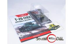 Наши Танки №5, Т-26, журнальная серия масштабных моделей, Modimio, scale43